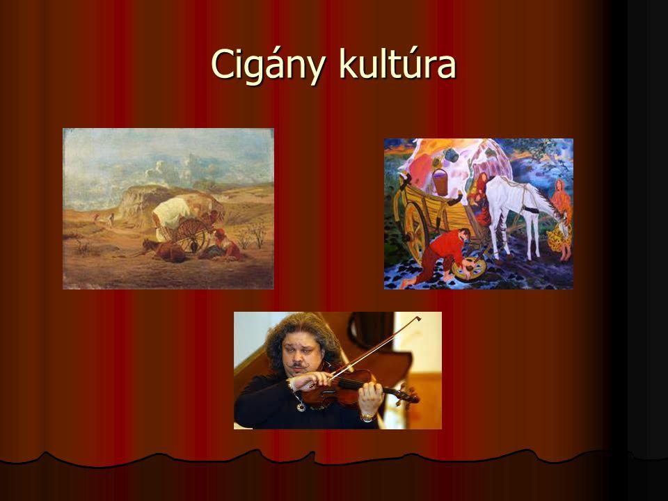 Cigány kultúra
