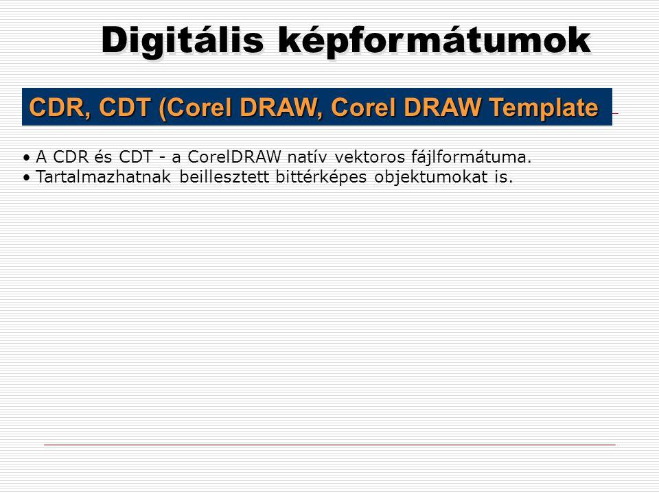 Nyers adatformátum, azt jelenti, hogy az adatok közvetlenül a CCD-képérzékelőből kerülnek feldolgozásra. Az adatok továbbítása az eredeti állapotban t