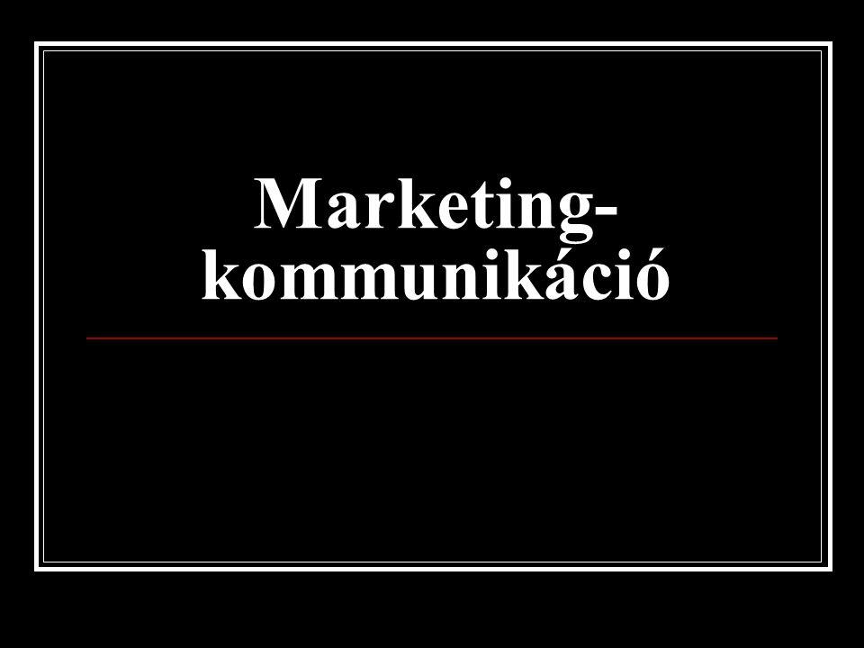 Marketing- kommunikáció