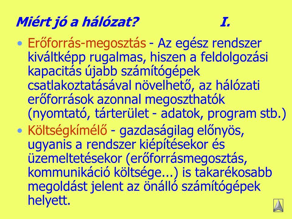 Készítette: B.László Fogalmak magyarázata 2.