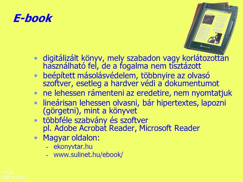 E-book Plágiumvizsgálat Fordítás, értelmezés Egyéb internetes lehetőségek