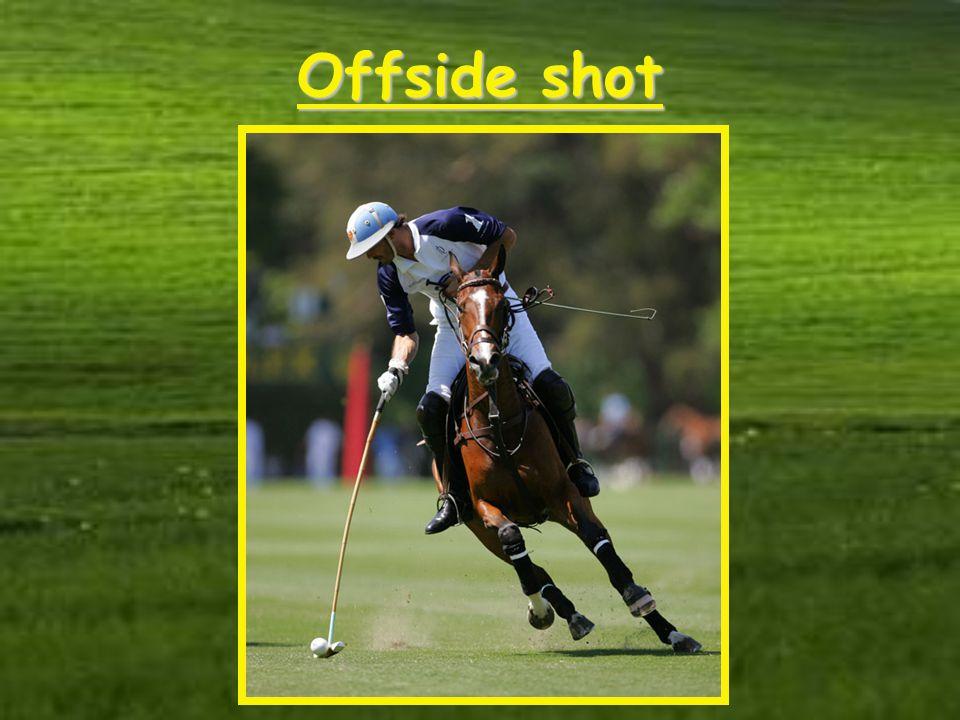 Offside shot