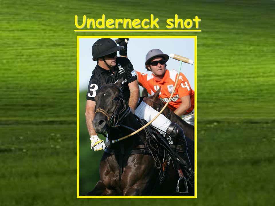 Underneck shot