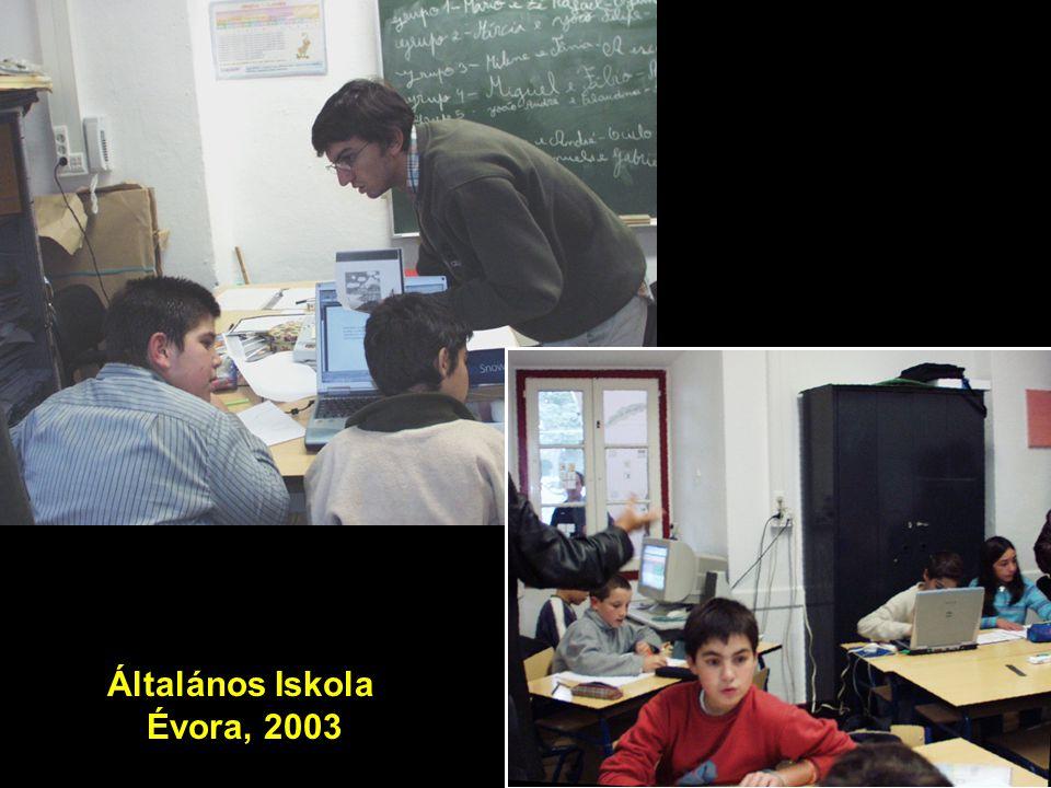 www.sulinet.hu Általános Iskola Évora, 2003