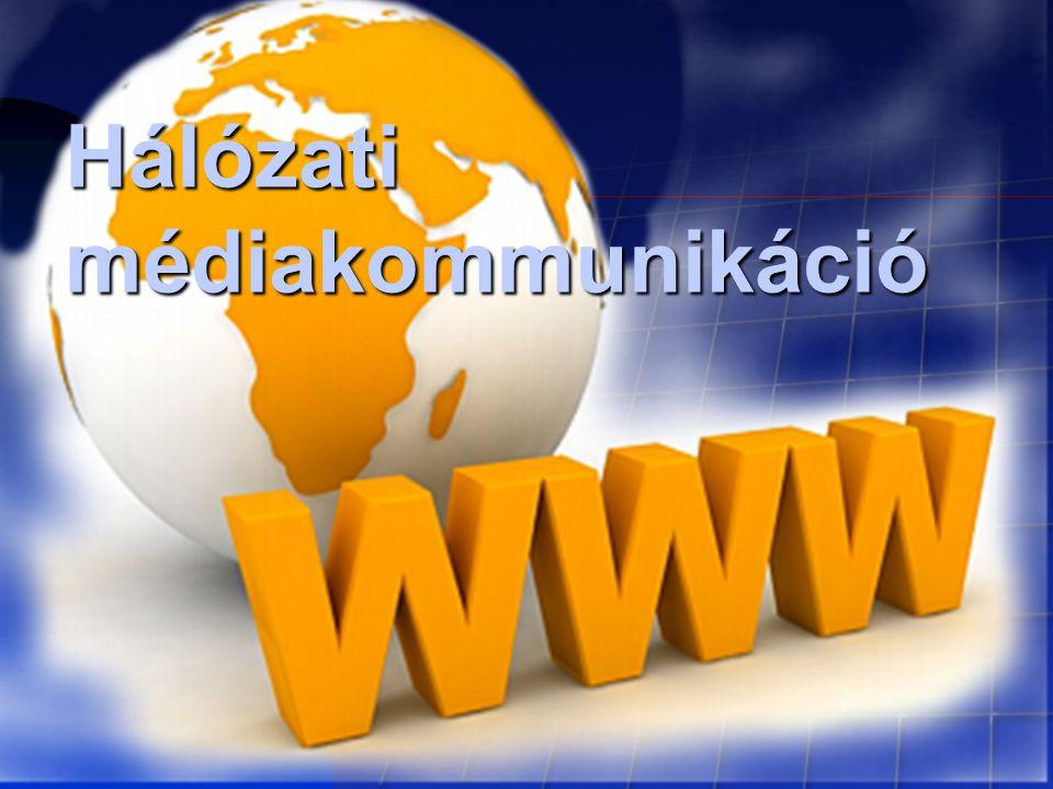 Hálózati médiakommunikáció