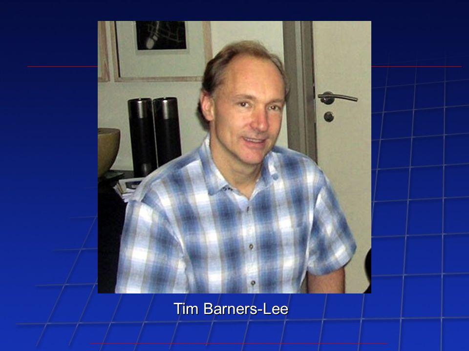 Tim Barners-Lee