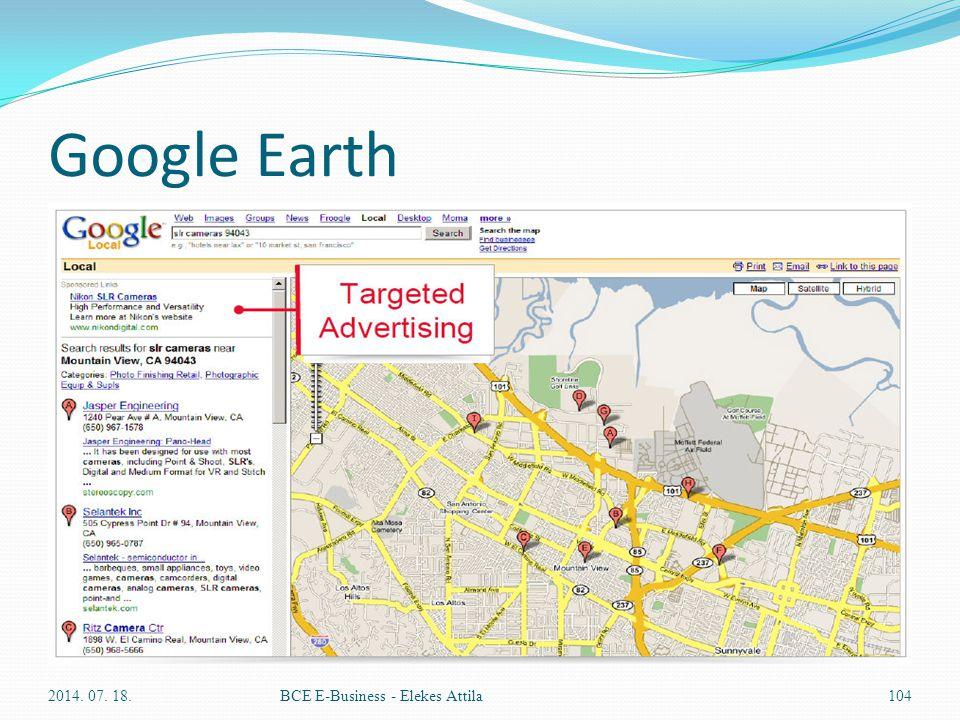 Google Earth 2014. 07. 18.BCE E-Business - Elekes Attila104