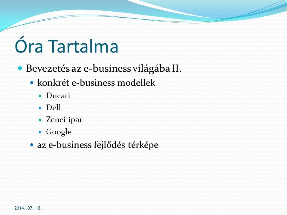 Dell Példa 2014. 07. 18.