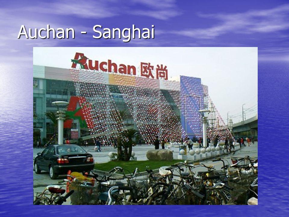 Auchan - Sanghai