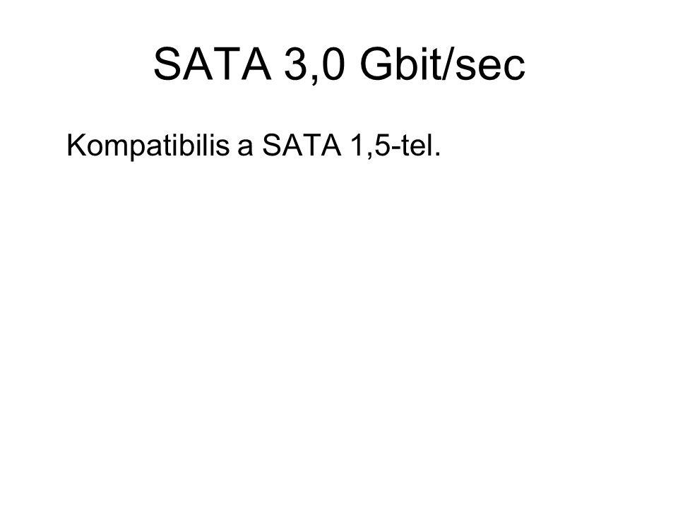 SATA 6,0 Gbit/sec: Port megosztással kombinálják, hogy több meghajtót lehessen kapcsolni egy Serial ATA porhoz.