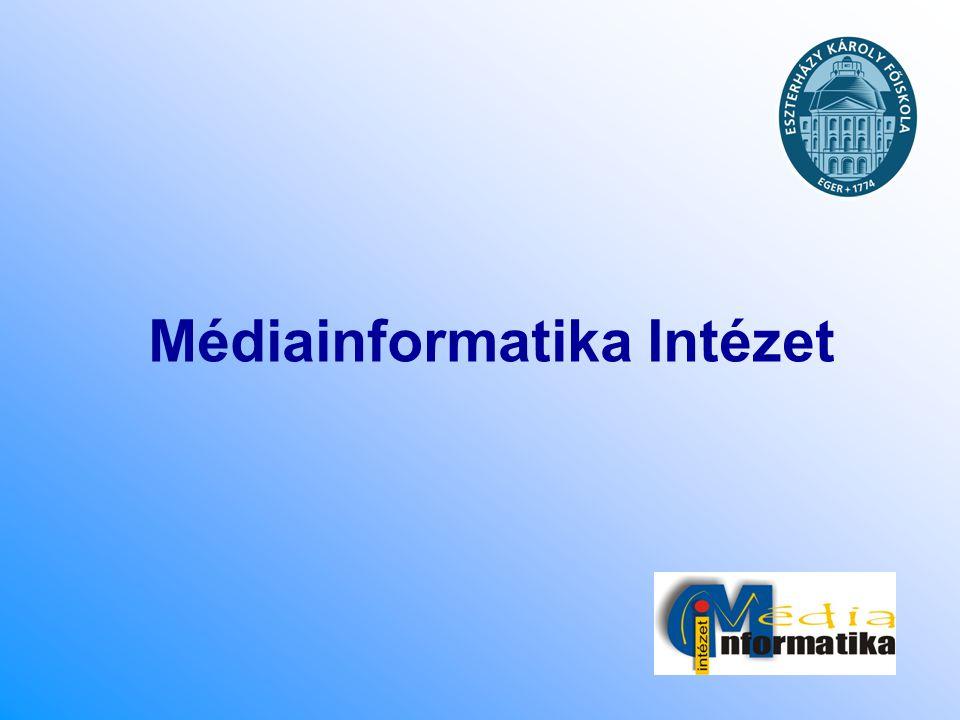 Médiainformatika Intézet