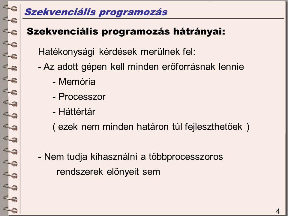 Szerver oldali leprogramozás Szerver oldali megvalósítás using System; public class PrinterI : Demo.Printer { public override void printString (string s, Ice.Current current) { … Console.WriteLine(s); … } using System; public class PrinterI : Demo.Printer { public override void printString (string s, Ice.Current current) { … Console.WriteLine(s); … } 25