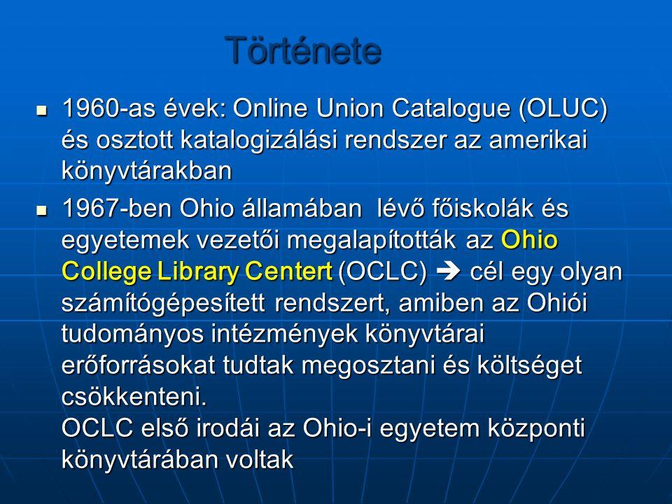 FirstSearch + Dokumentumellátó központok = OCLC Dispatch (UMI, Dynamic) Könyvkereskedők listája és az ára.