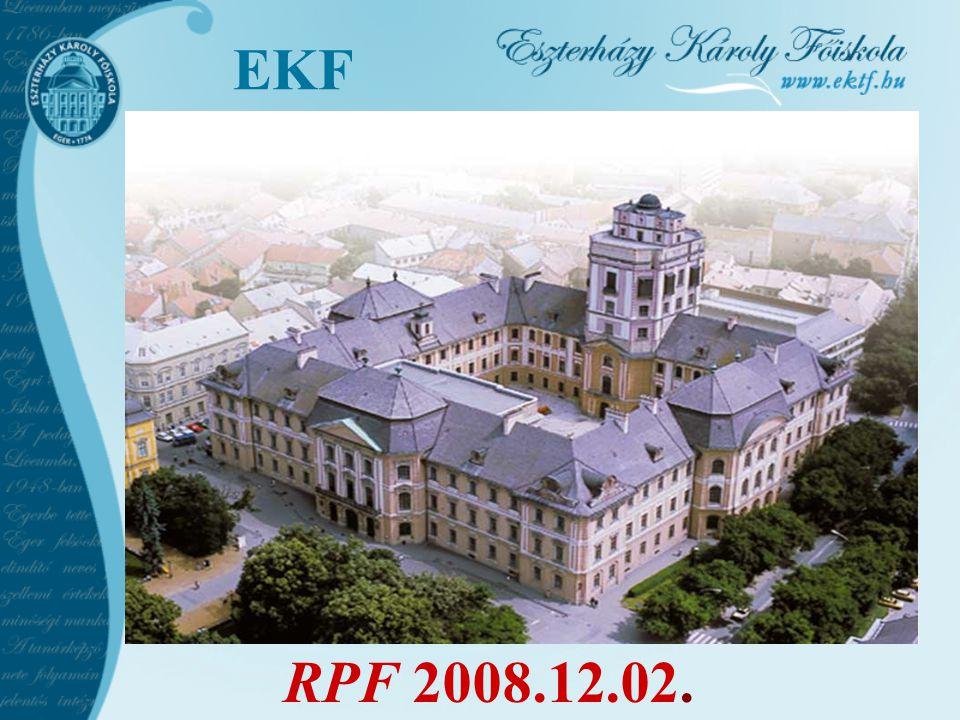 RPF 2008.12.02. EKF
