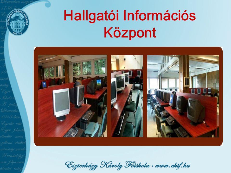 Hallgatói Információs Központ