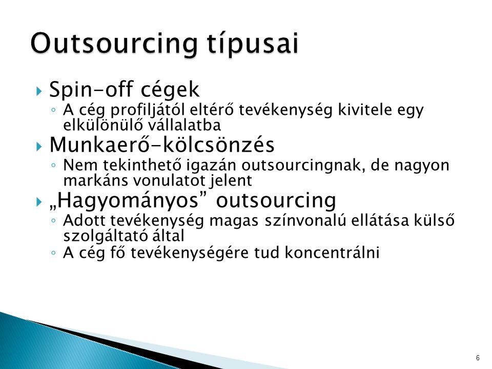  Magyar jogi környezet beállt  Elsősorban a következő területeken: ◦ Nagy fluktuáció esetén (pl.