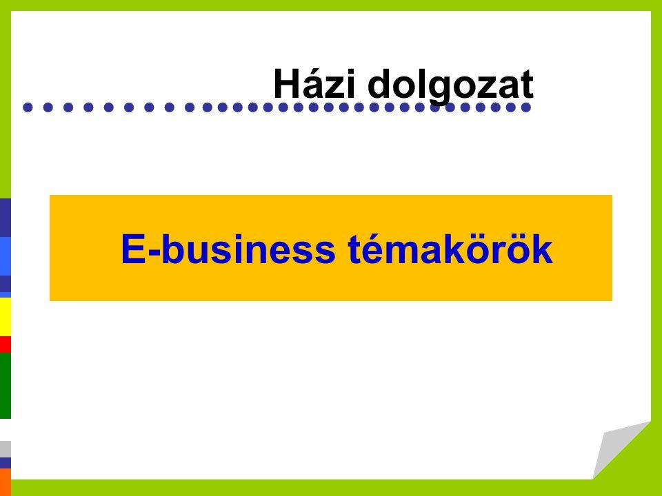 Témakörök weboldalak/áruházak összehasonlítása online irodalom gyűjtése (hu, eng, de, ru) a 10 témakör egyikéből, min.