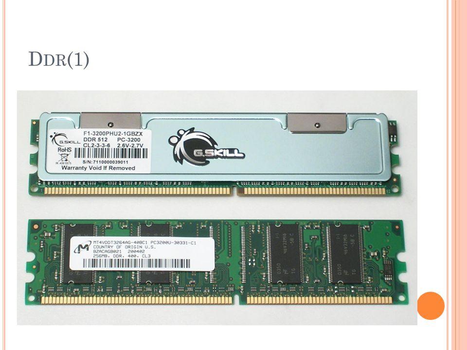 A PC1600 (DDR PC100)