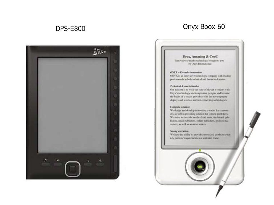 Onyx Boox 60 DPS-E800