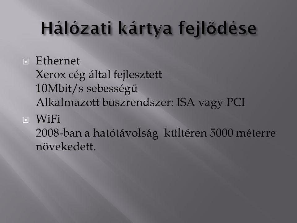  http://www.akg.hu/info/erettsegi/szobeli/08.html  http://www.cheap-computers-guide.com/ethernet- card.html  http://hu.wikipedia.org/wiki/H%C3%A1l%C3%B3za ti_k%C3%A1rtya  http://winportal.net/?id=31  http://www.computeremporium.hu  http://www.hardverismeret.eoldal.hu/oldal/halozati kartya