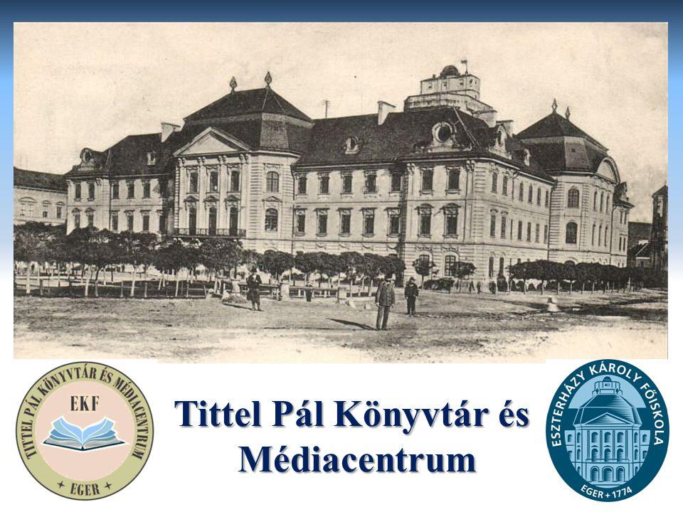 Tittel Pál Könyvtár és Médiacentrum Médiacentrum