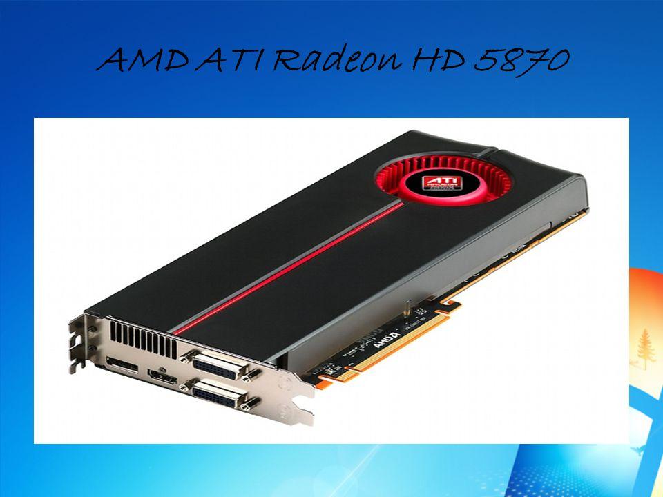 AMD ATI Radeon HD 5870
