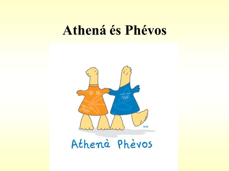 Athená és Phévos