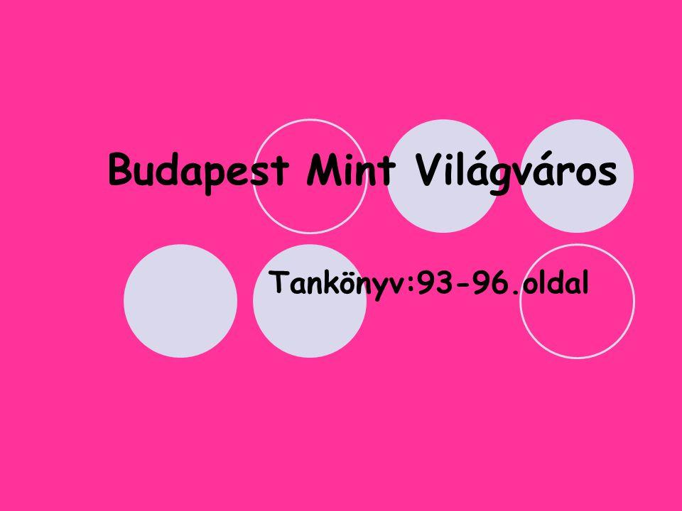 Budapest Mint Világváros Tankönyv:93-96.oldal