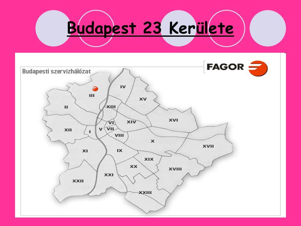 Budapest 23 Kerülete
