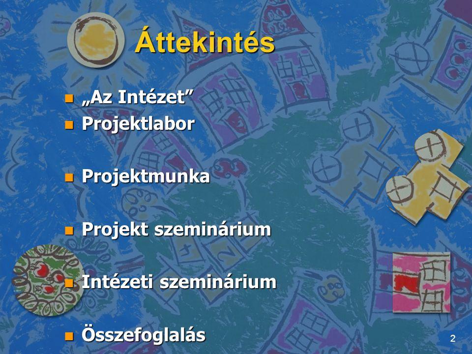 Eszterházy Károly Főiskola n http://www.ektf.hu 3