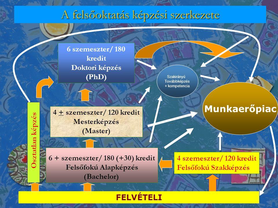 WEB-PROGRAMOZÓ FSZ6 Felsőfokú Szakképzések (FSZ) n OKJ oklevél.