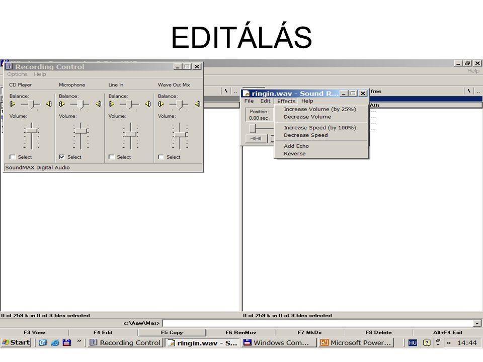 EDITÁLÁS