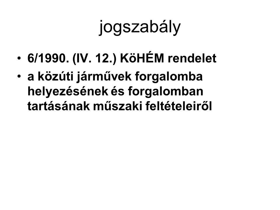 jogszabály 6/1990.(IV.