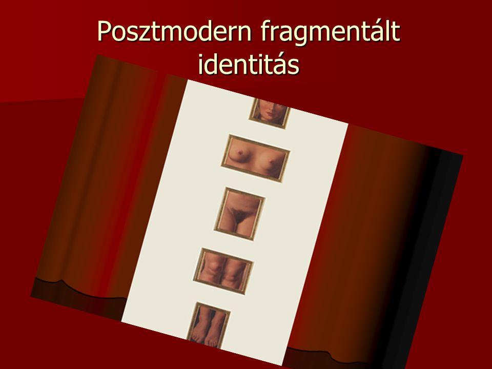 Posztmodern fragmentált identitás