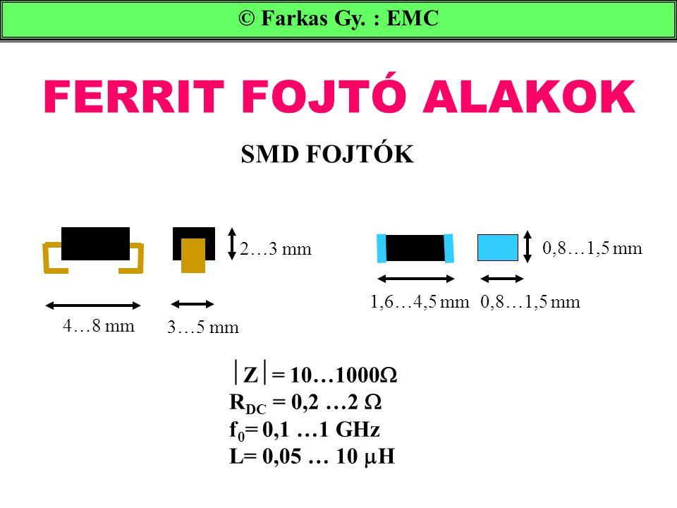 FERRIT FOJTÓ ALAKOK © Farkas Gy.