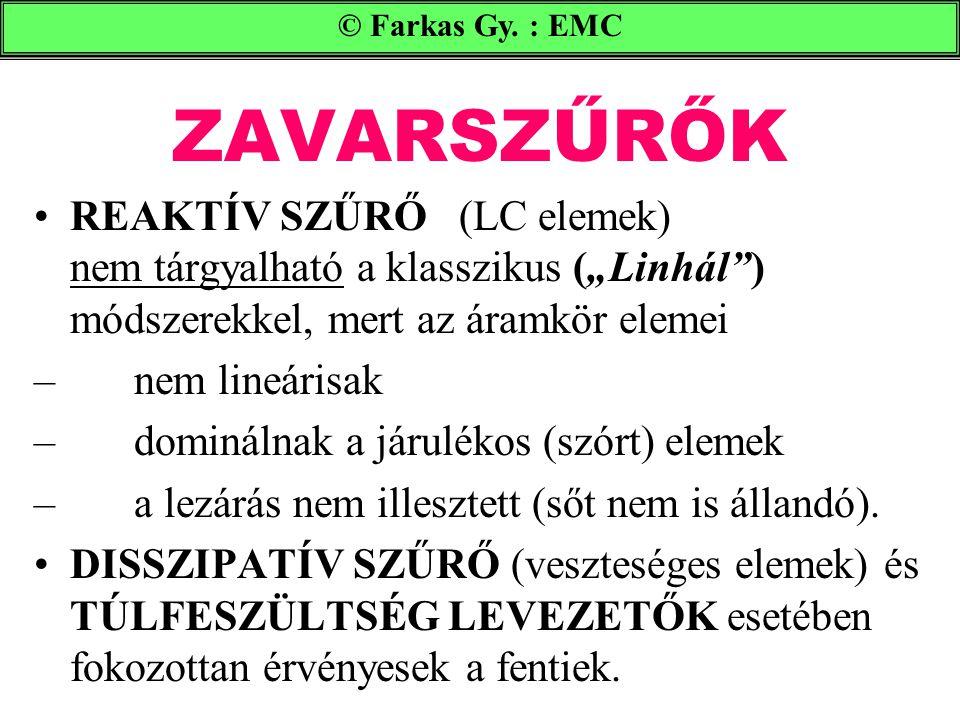 ZAVARSZŰRŐK © Farkas Gy.