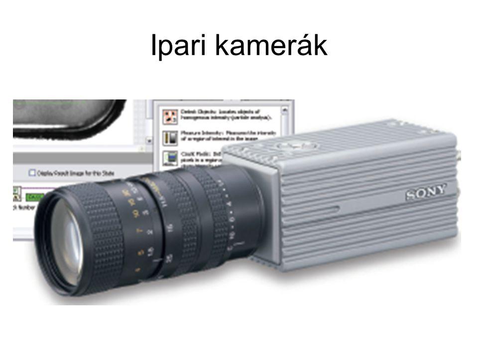 Ipari kamerák