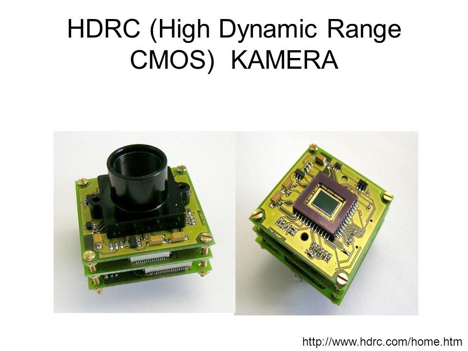 HDRC (High Dynamic Range CMOS) KAMERA http://www.hdrc.com/home.htm