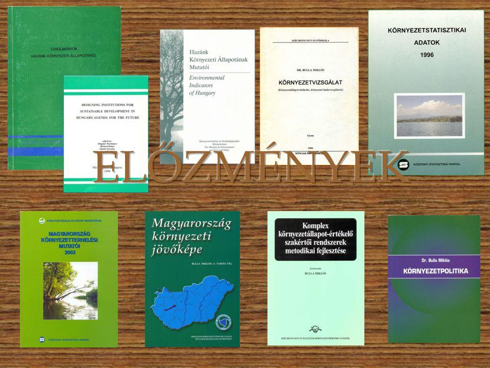 """A """"KÉP szerkezete Integrált környezetállapot-értékelés Talaj (föld) Víz Levegő Táj, Természet Gazdaság, Társadalom Információs és kiértékelési rendszereinek harmoni- zálása, technikai és jogi együttműködésének megteremtése közös platformon"""