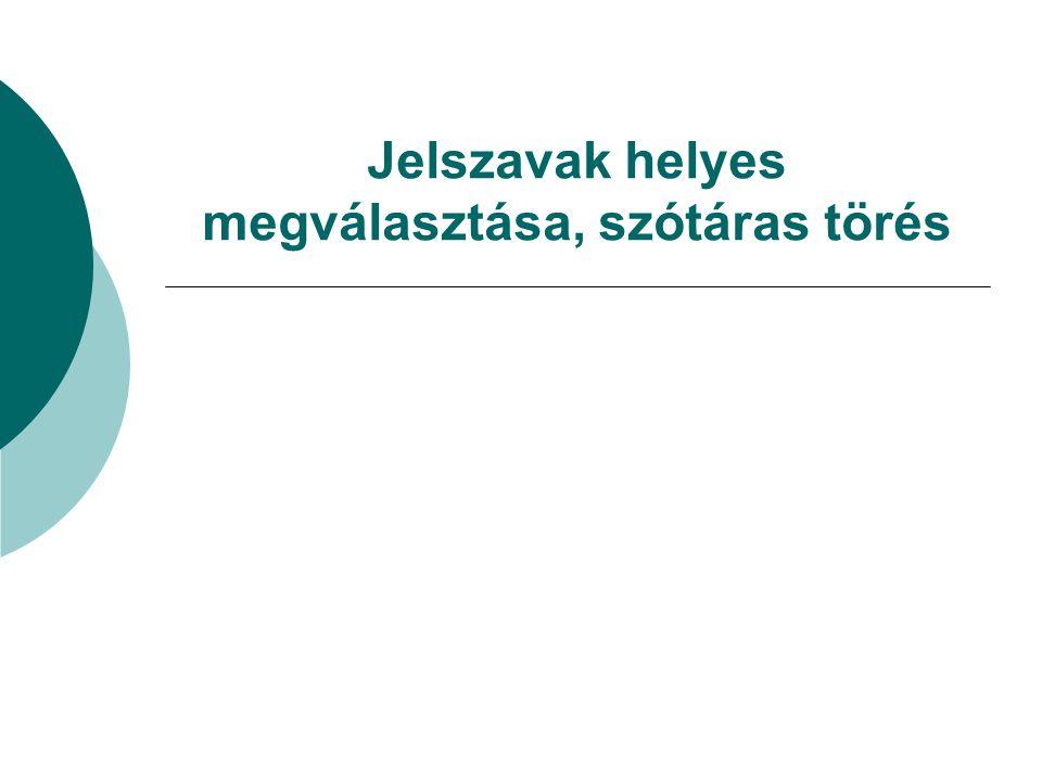Jelszavak  Lásd a jelszó slideok  Sima user (5-6 havonta változtatni)  Privilegizált user (2-3 havonta)  META karakter!!