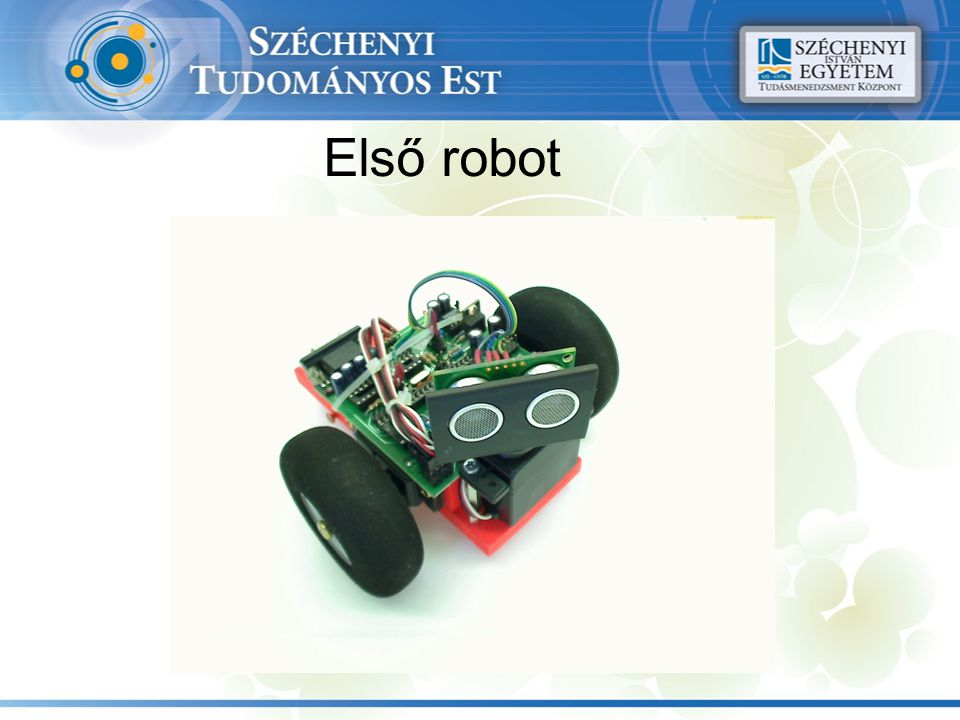 Első robot