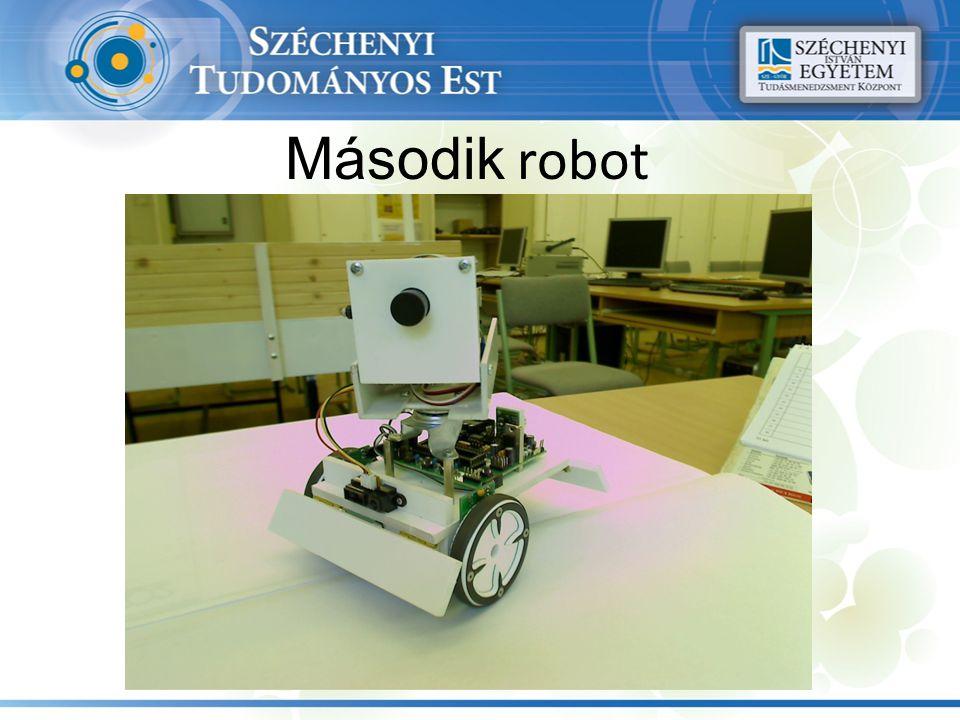 Második robot