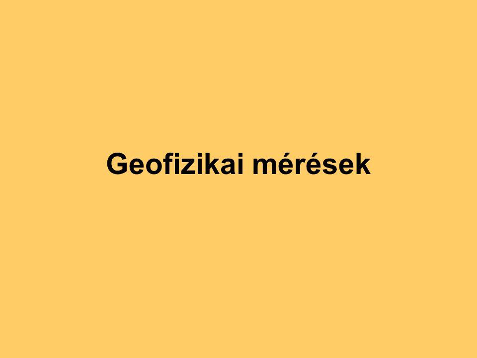 Geofizikai mérések