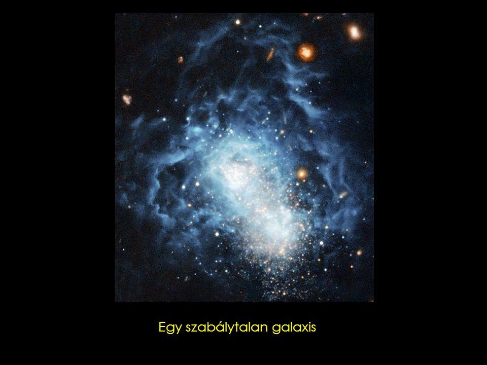 Egy szabálytalan galaxis