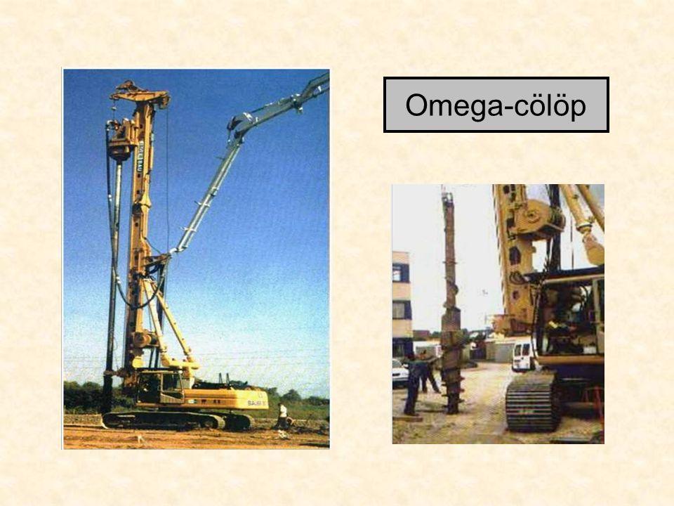 Omega-cölöp