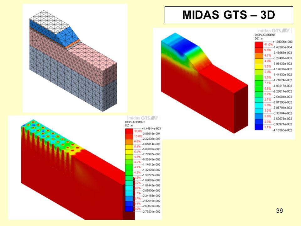 39 MIDAS GTS – 3D