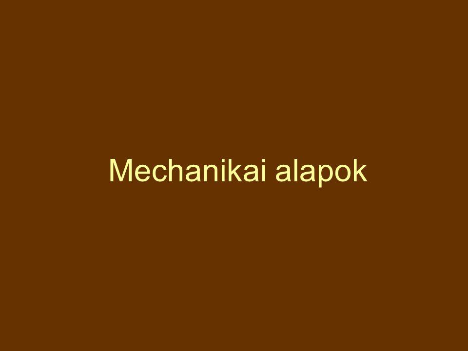Mechanikai alapok