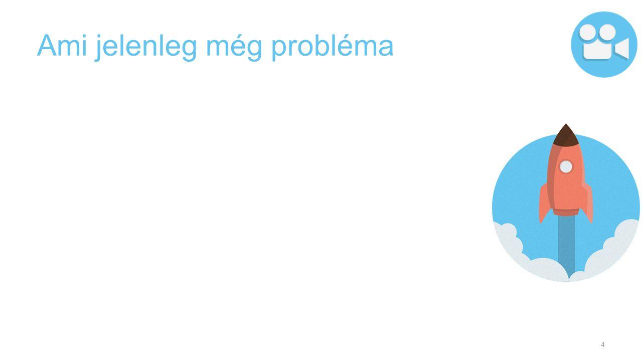 Ami jelenleg még probléma 4