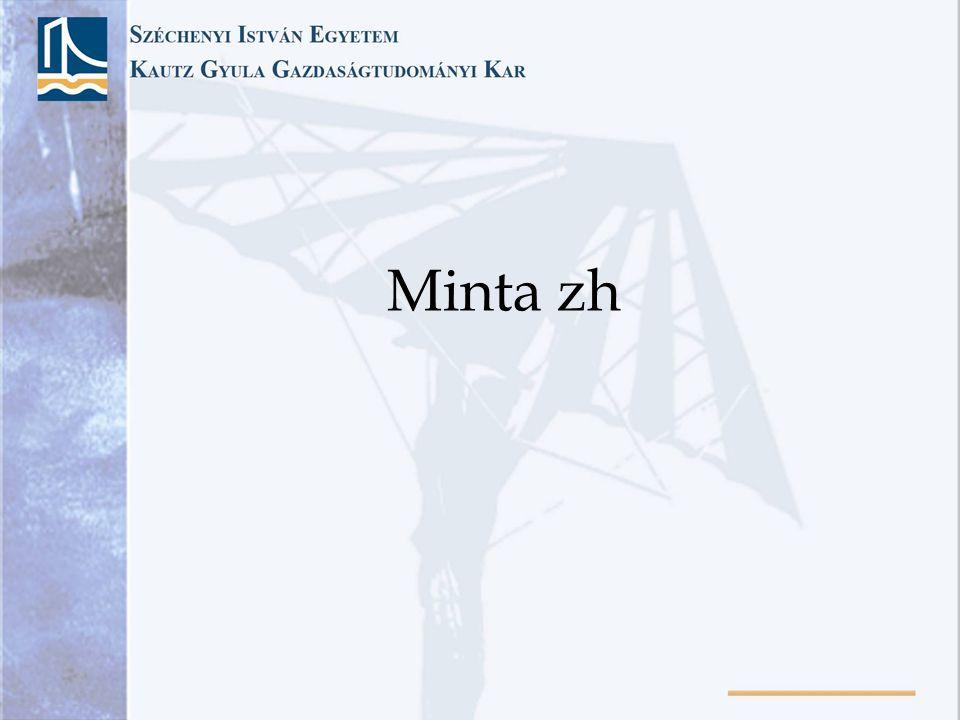 Minta zh