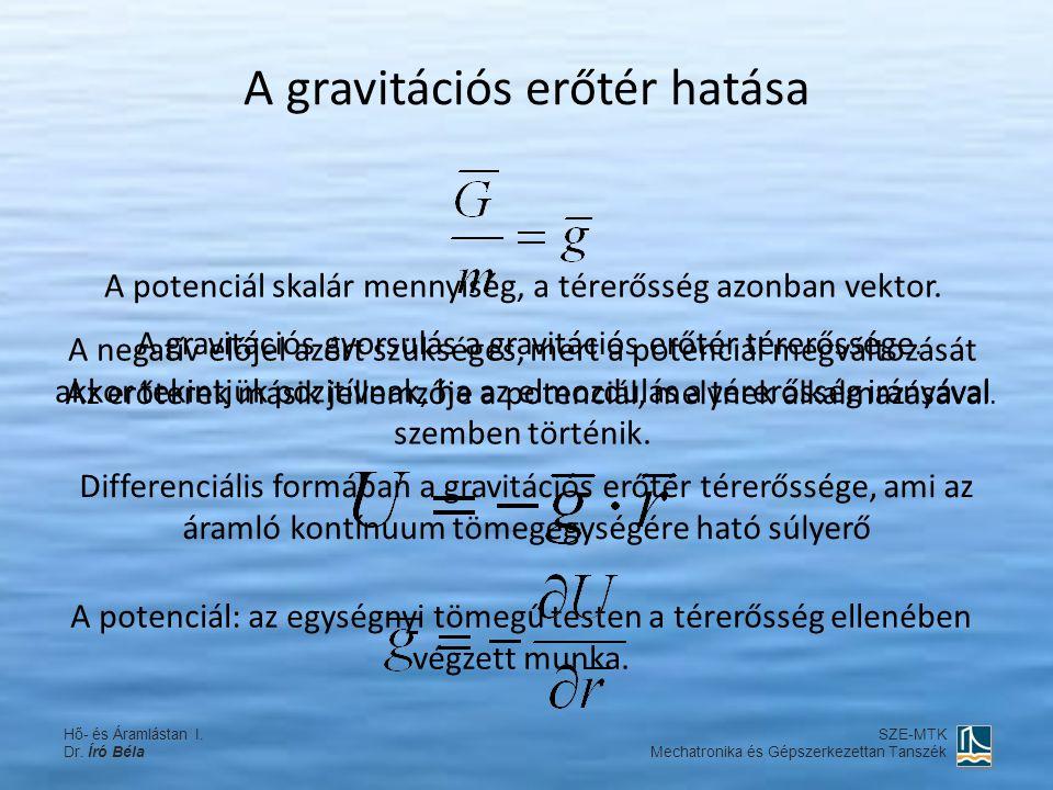 A potenciál skalár mennyiség, a térerősség azonban vektor. A negatív előjel azért szükséges, mert a potenciál megváltozását akkor tekintjük pozitívnak
